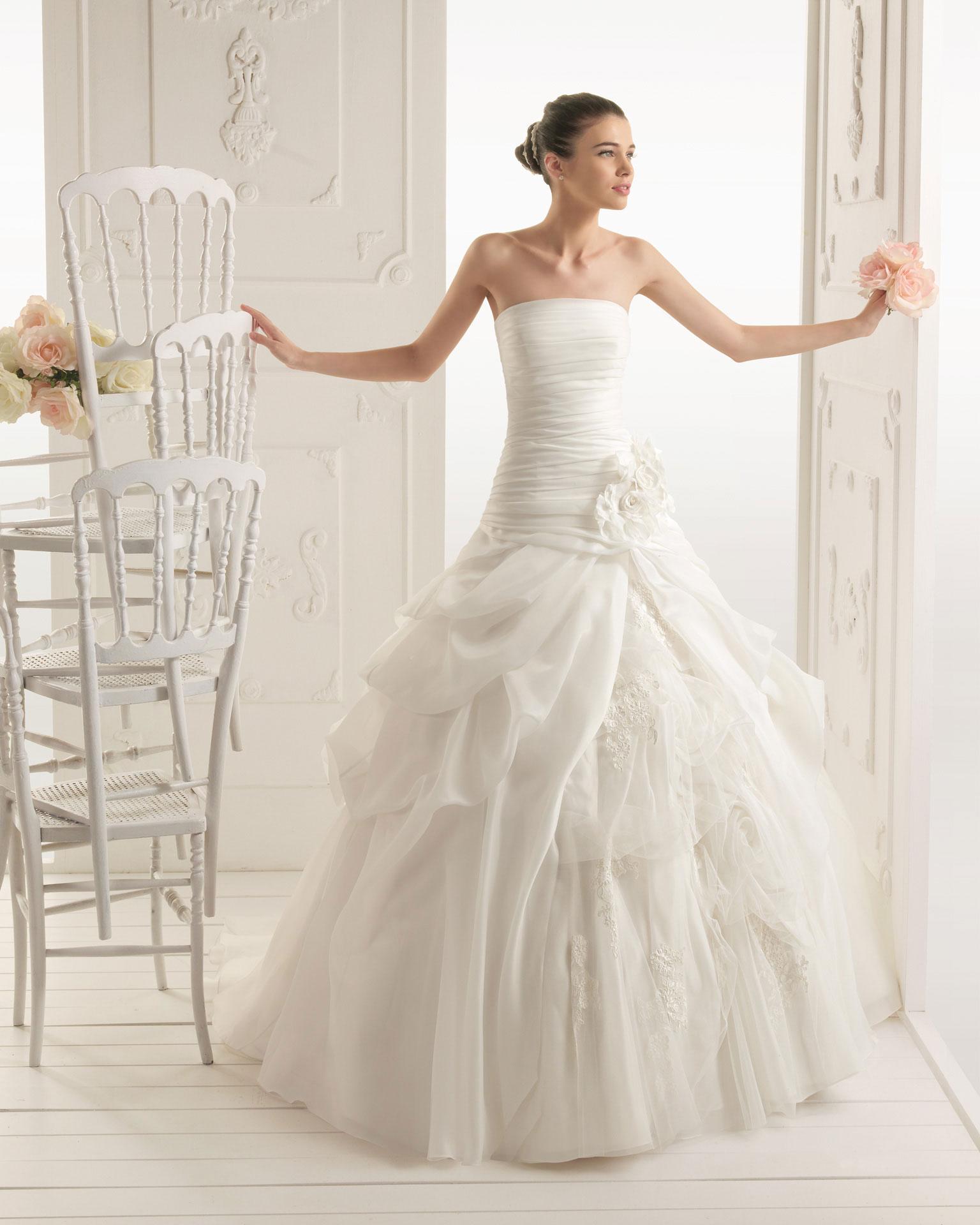 Vestido de boda fotos de diseño de vestidos de novia