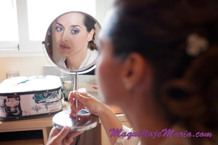 Maquillaje María