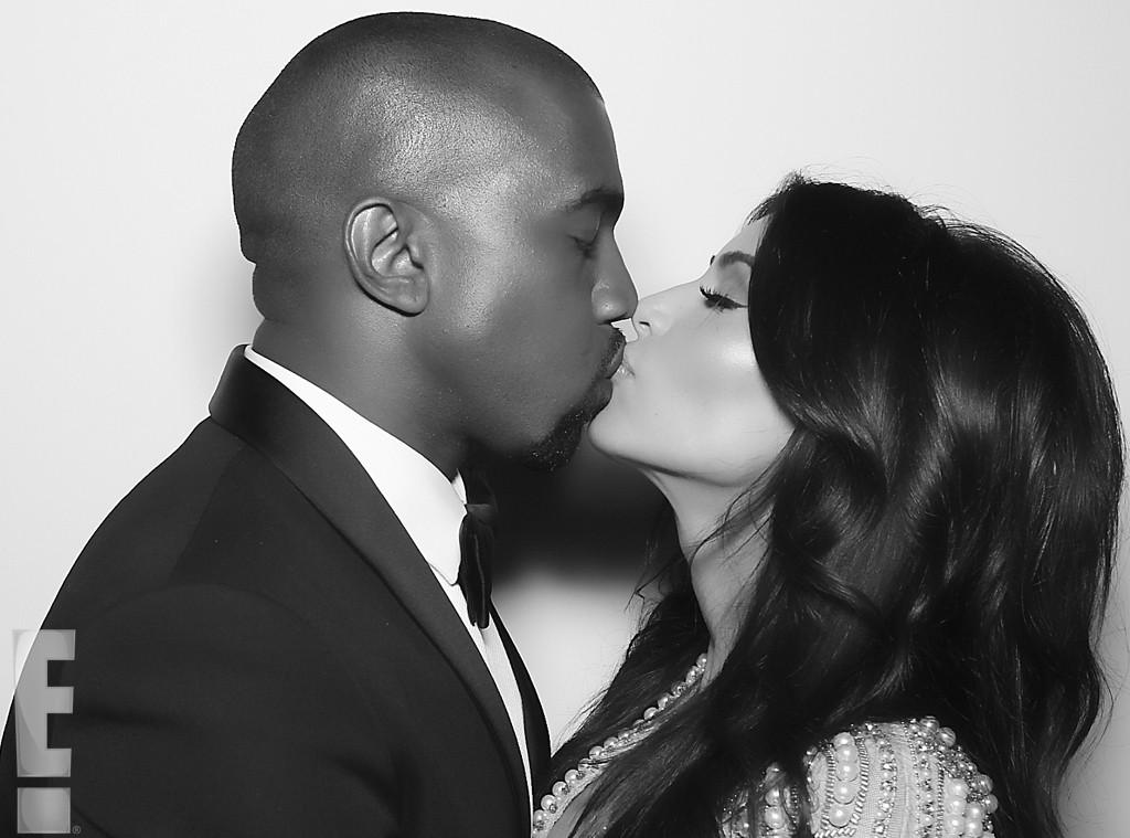 Kim Kardashian y Kanye West post wedding