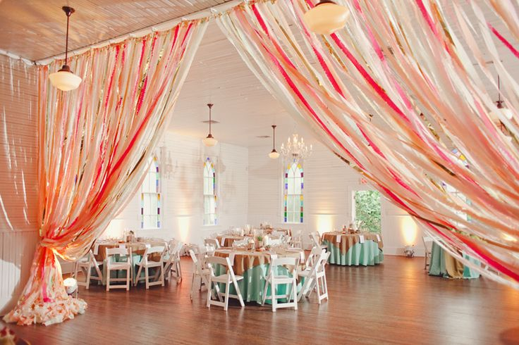 Papel crepe boda