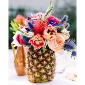 diy-pineapple-vase