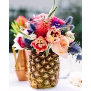 diy-pineapple-vase