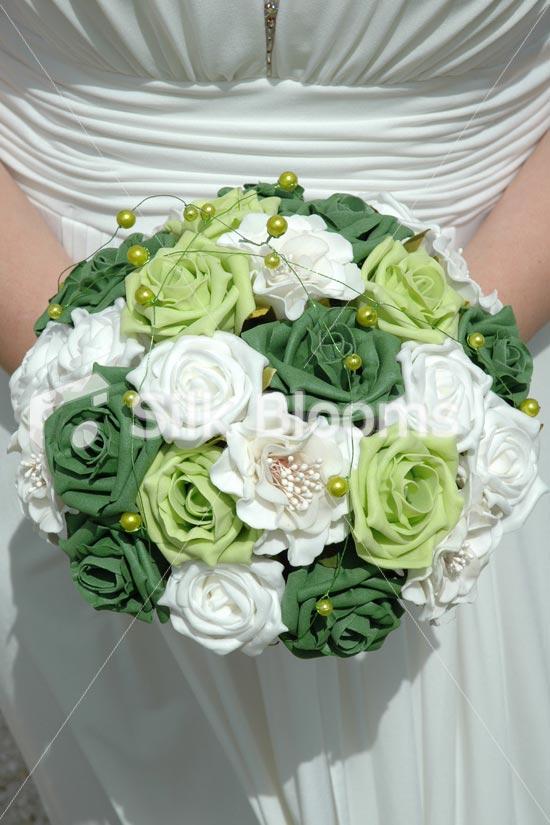 Shannon Bride Ramo verde