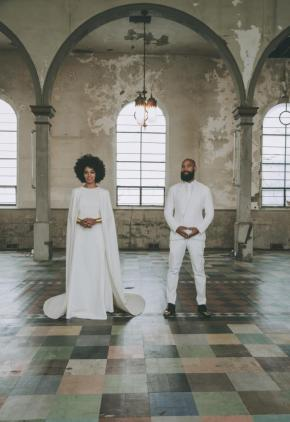 Solange and Alan