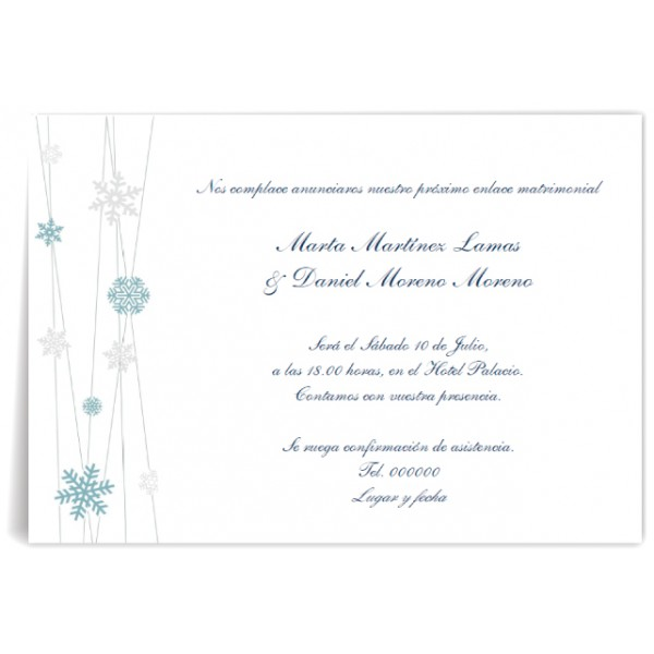 Vasara Invitaciones