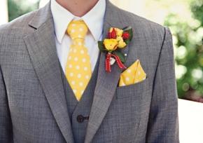 yellow-and-grey-groom-ideas