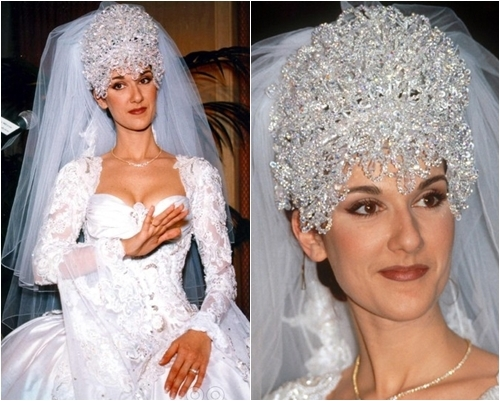 Celine Dion wedding