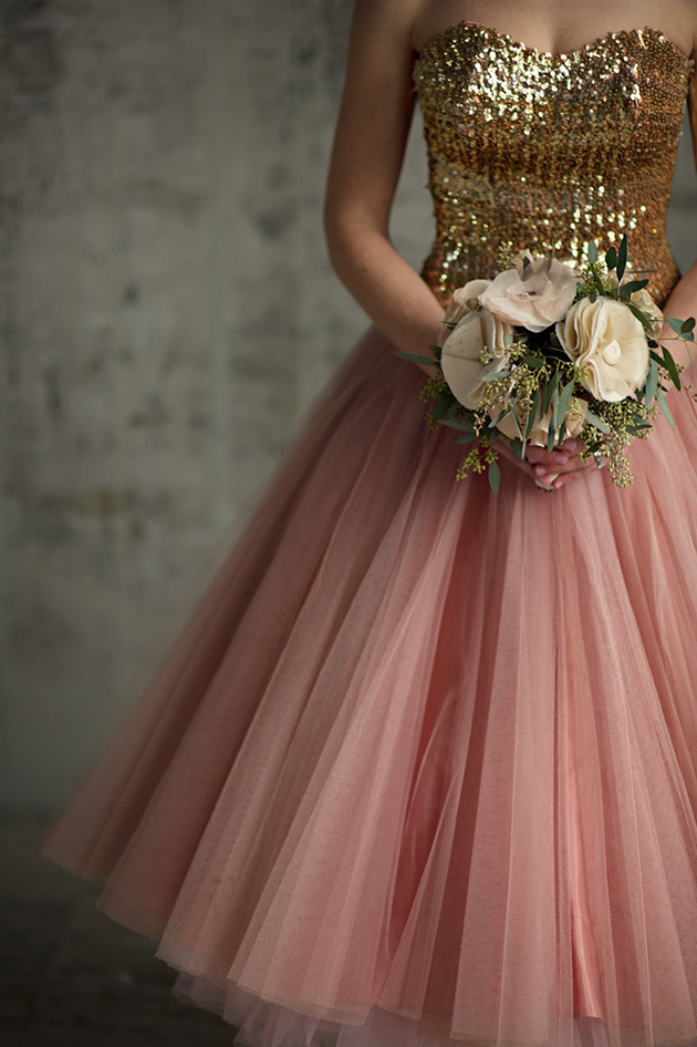 Vestido damas de honor