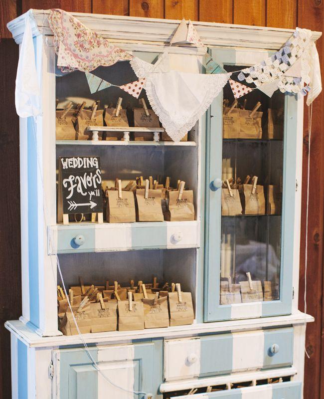 Regalos para invitados bolsas papel