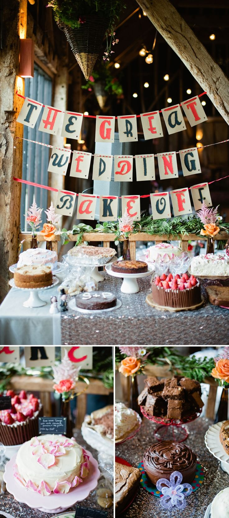 The Great Wedding Bake Off