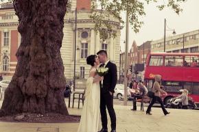 Lambeth wedding