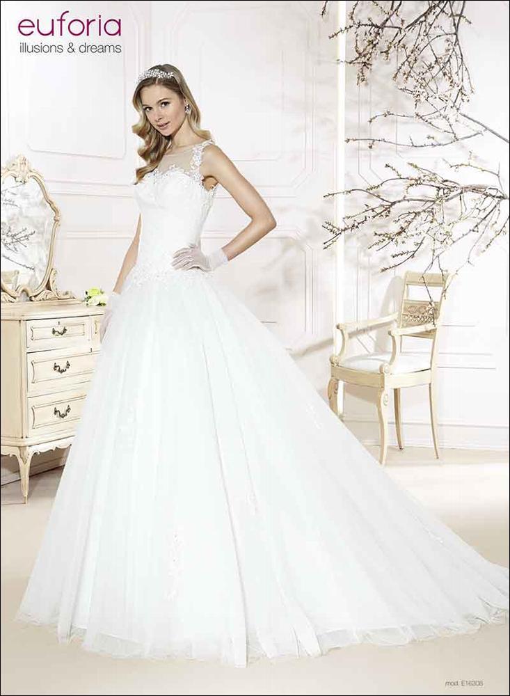 Vestido de novia E16308 a