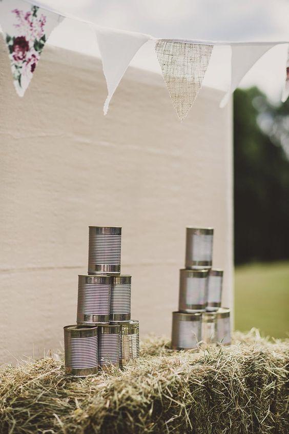 Juegos boda aire libre